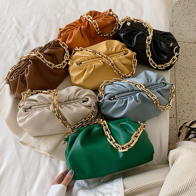The Chain Pouch' Clutch