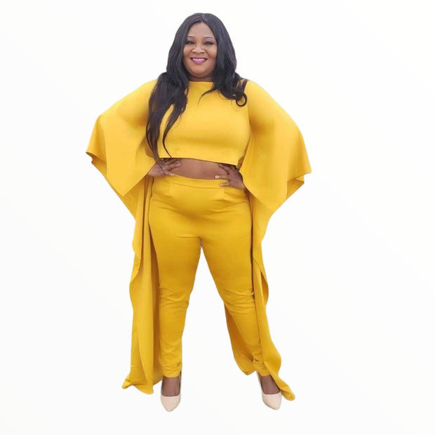 SUPER TECHNO PLUS SIZE SET
