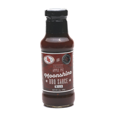Apple Pie Moonshine BBQ Sauce