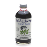 Elderberry Shrub Tonic - 8oz