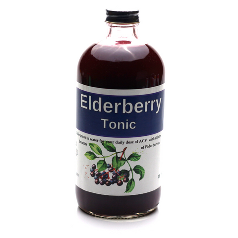 Elderberry Tonic - 16oz