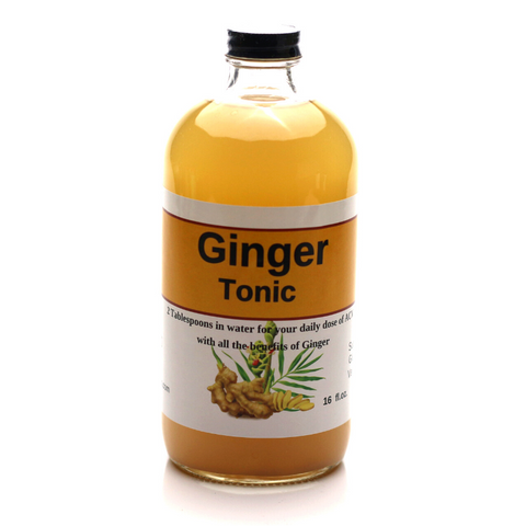 Ginger Tonic - 16oz