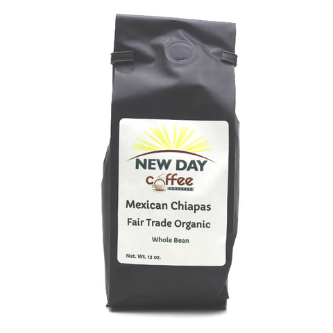 Mexican Chiapas Fair Trade Organic