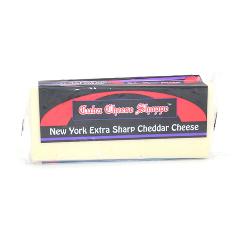 New York Extra Sharp White Cheddar Cheese