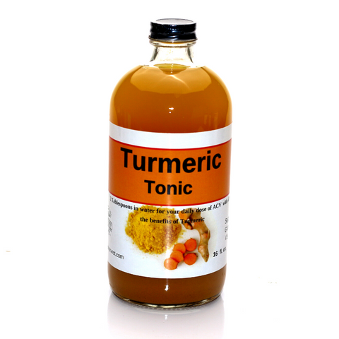 Turmeric Tonic -16oz