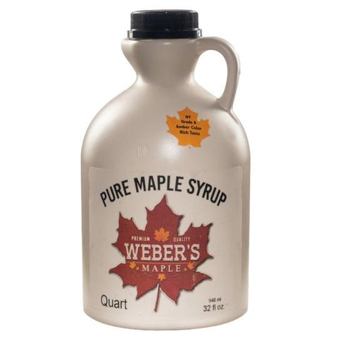 Pure Maple Syrup - Quart