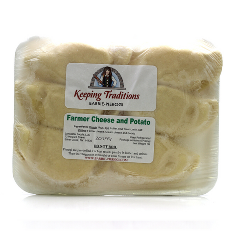 Farmer's Cheese & Potato