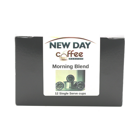 Morning Blend - 12 Cup Single Serve