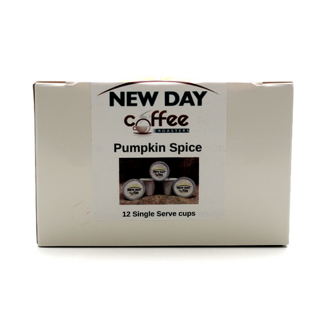 Pumpkin Spice - 12 Cup Single Serve