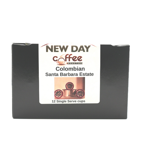 Columbian Santa Barbara Estate - 12 Cup Single Serve