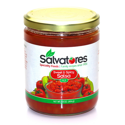 Salvatores Sweet & Spicy Salsa