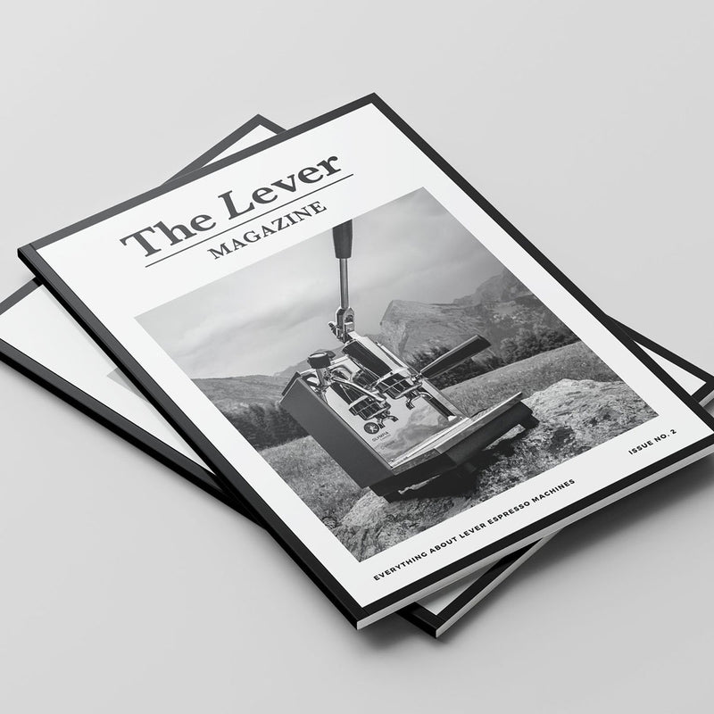 THE LEVER MAGAZINE - ED. 2