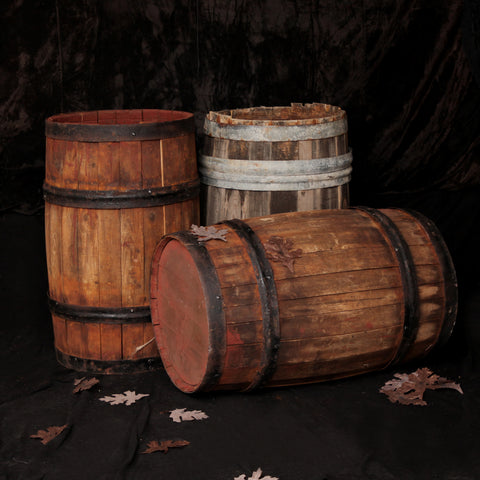 Barrel antique
