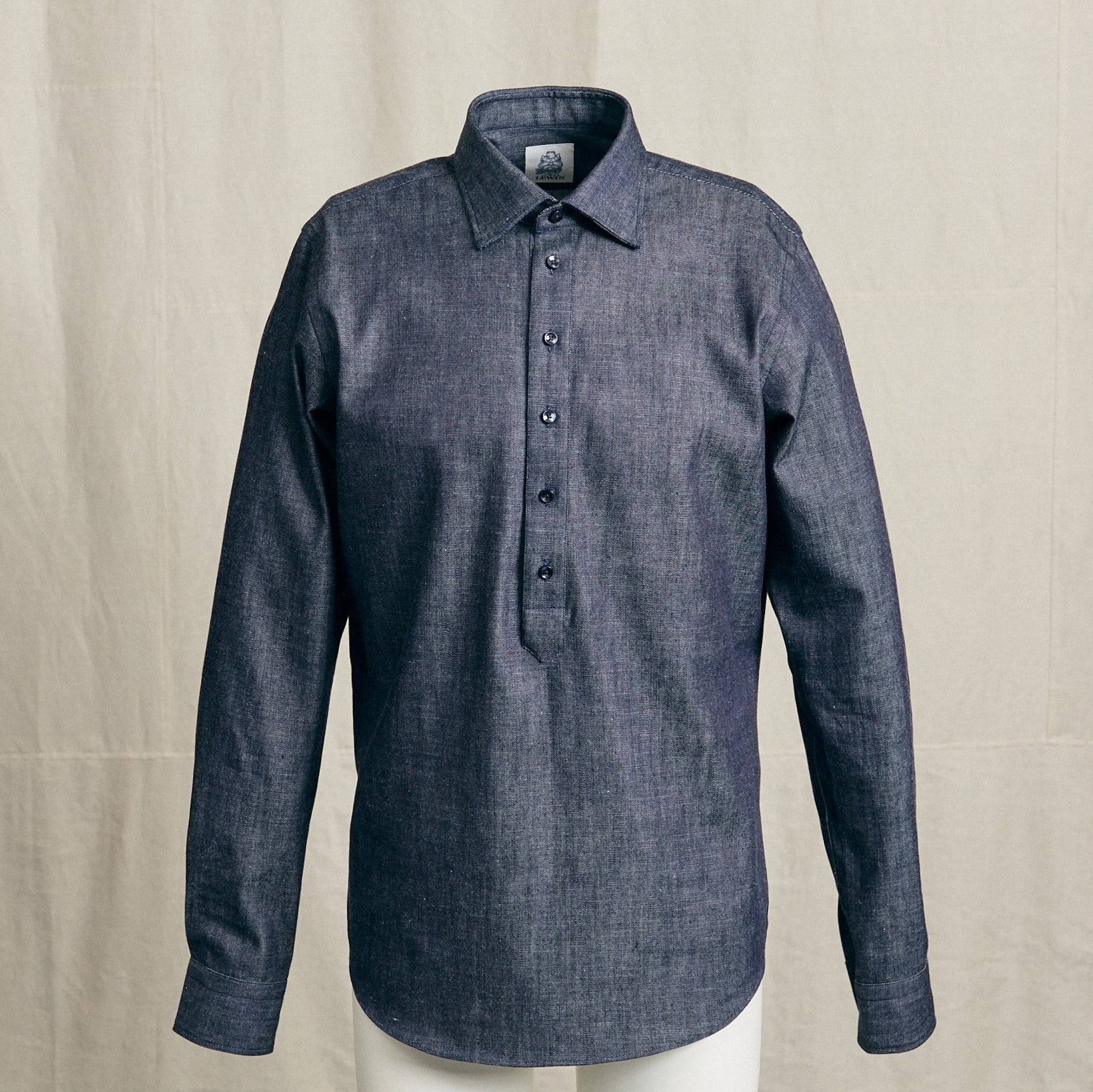Overshirt Dark Denim