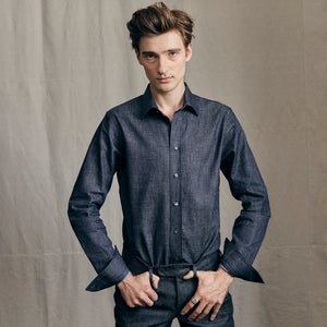 Shirt Dark Denim
