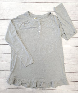Double Ruffle Tunic
