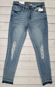 Nature Super Distressed Jeans