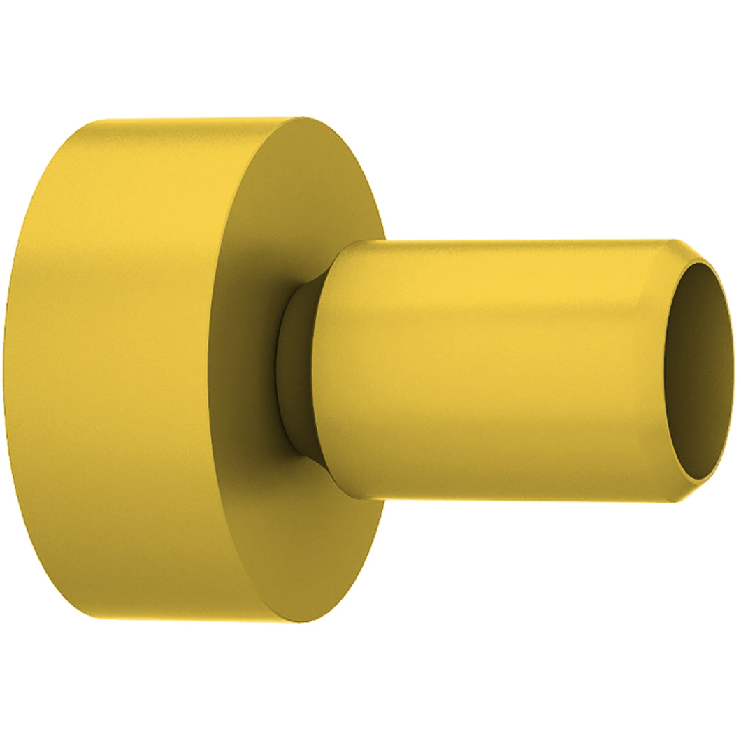 Muro Silicone wall lamp yellow