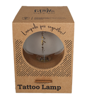 Load image into Gallery viewer, Tattoo lamp Turn me on