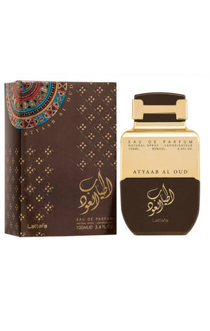 Atyaab Al Oud by Lattafa