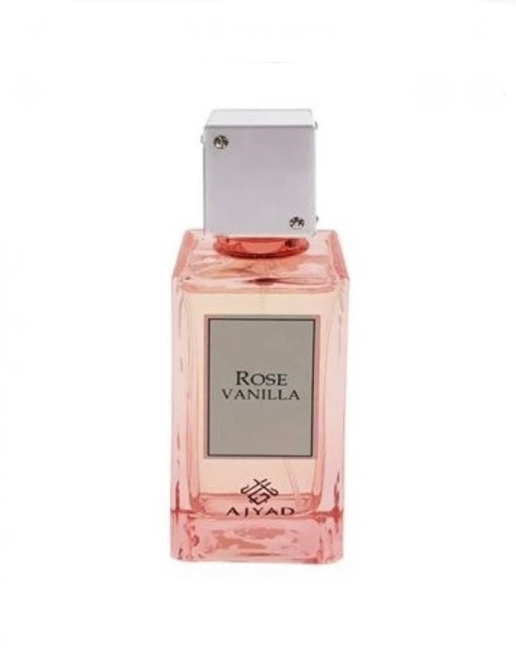 Rose Vanilla by Ajyad