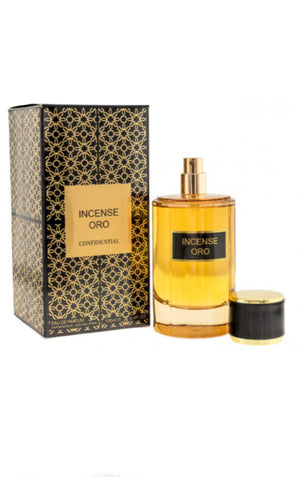 Incense Oro by Fragrance World