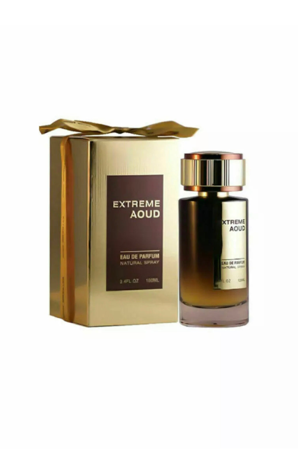 Extreme Aoud by Fragrance World