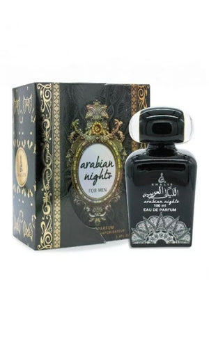 Arabian nights for men by Khalis