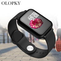 New Smart Watch Montre Connect Android Watch Smartwatch Android Reloj Mujer Inteligente Honor Magic Watch Akilli Saat Orology-thumbnail