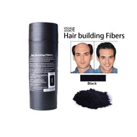 Keratin Hair Fiber Water Proof hair line powder in hair color Edge control Hair Line Shadow Makeup Hair Concealer Root Cover Up-thumbnail