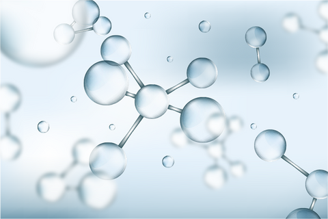 Hyaluronic acid is critical in maintaining skin hydration.