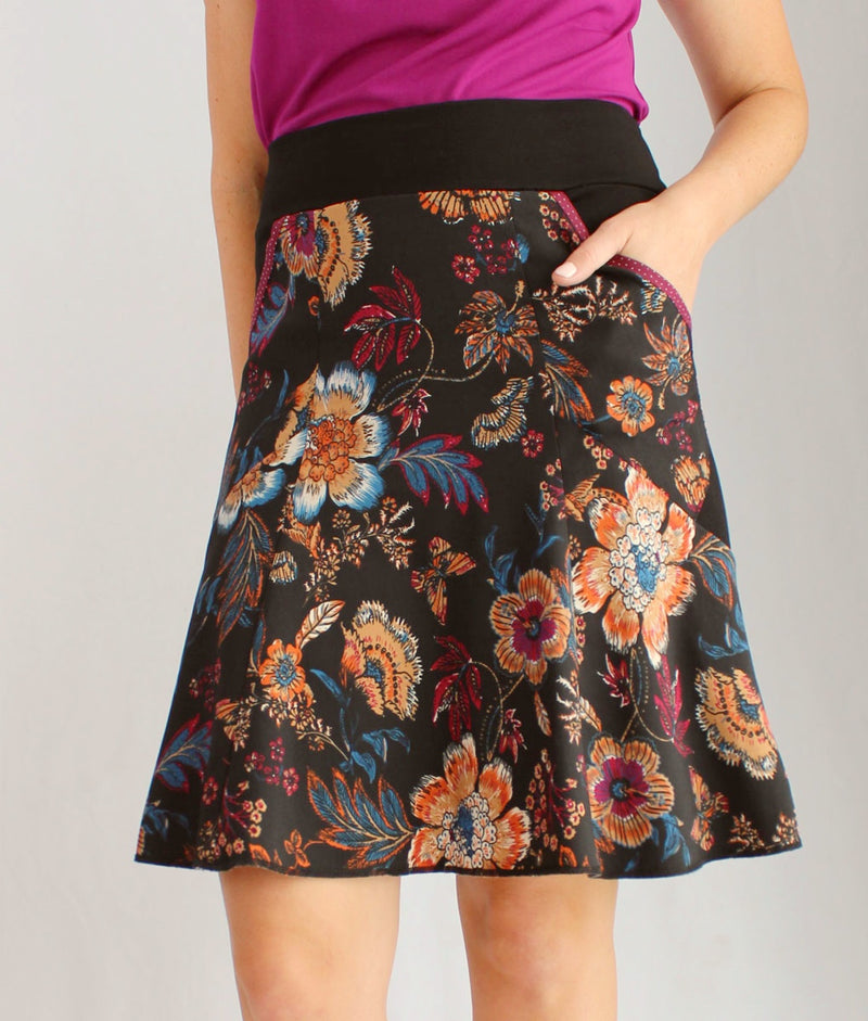 Grands-Jardins skirt