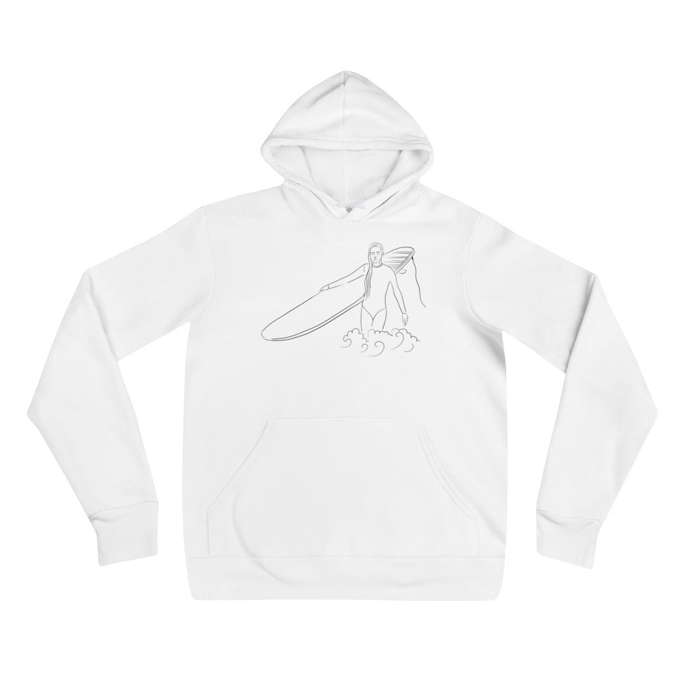 Personalized Unisex hoodie - Sharks Studio