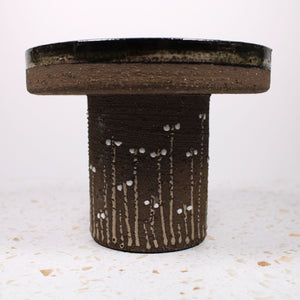 Nittsjö Stoneware Candle Holder or Vase