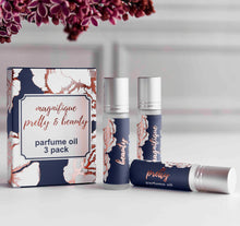 Load image into Gallery viewer, Parfume Oil - Luxe Collection - 3 Pack