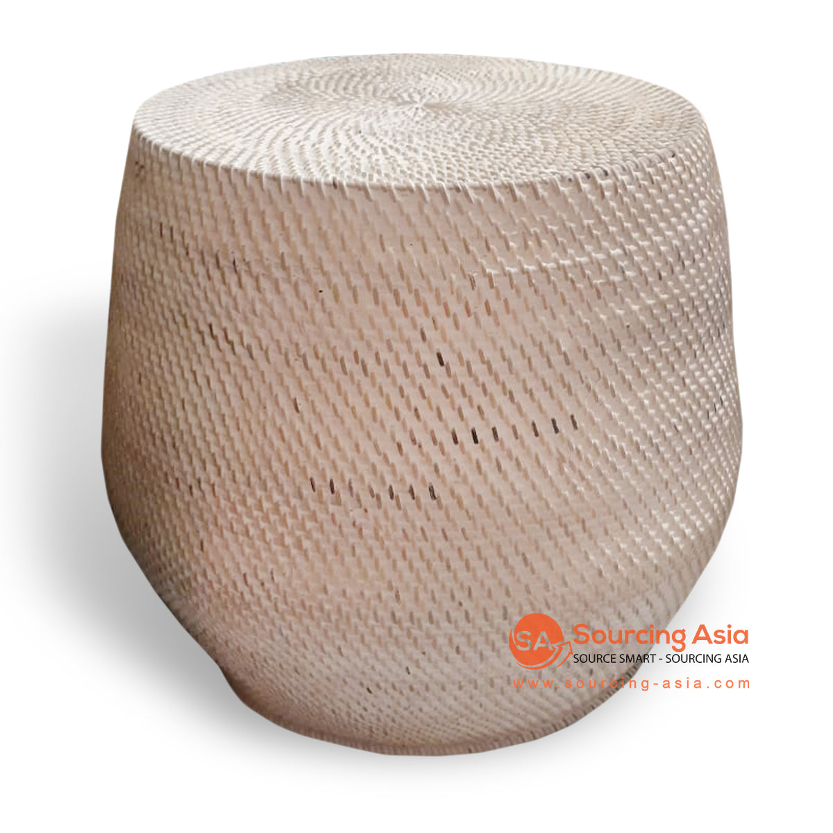 ALI074 RATTAN WOVEN SIDE TABLE