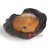 BBU028 TEAK ROOT BOWL
