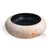 BMW103-2 WOODEN BOWL NATURAL OUTSIDE