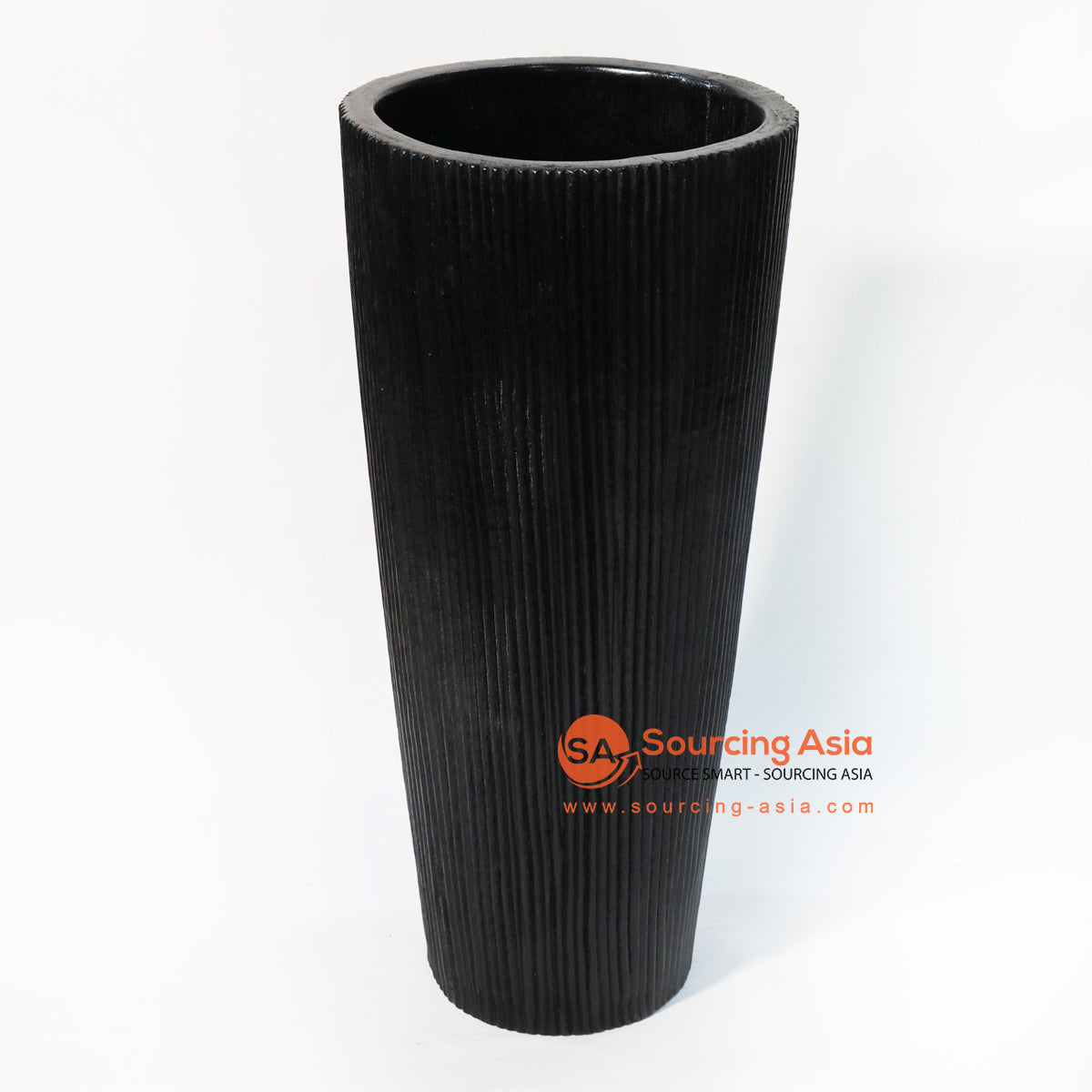 BMWC048 MANGO WOOD TALL VASE