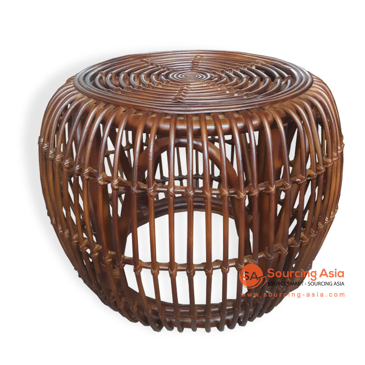 BNT198-2 RATTAN SIDE TABLE