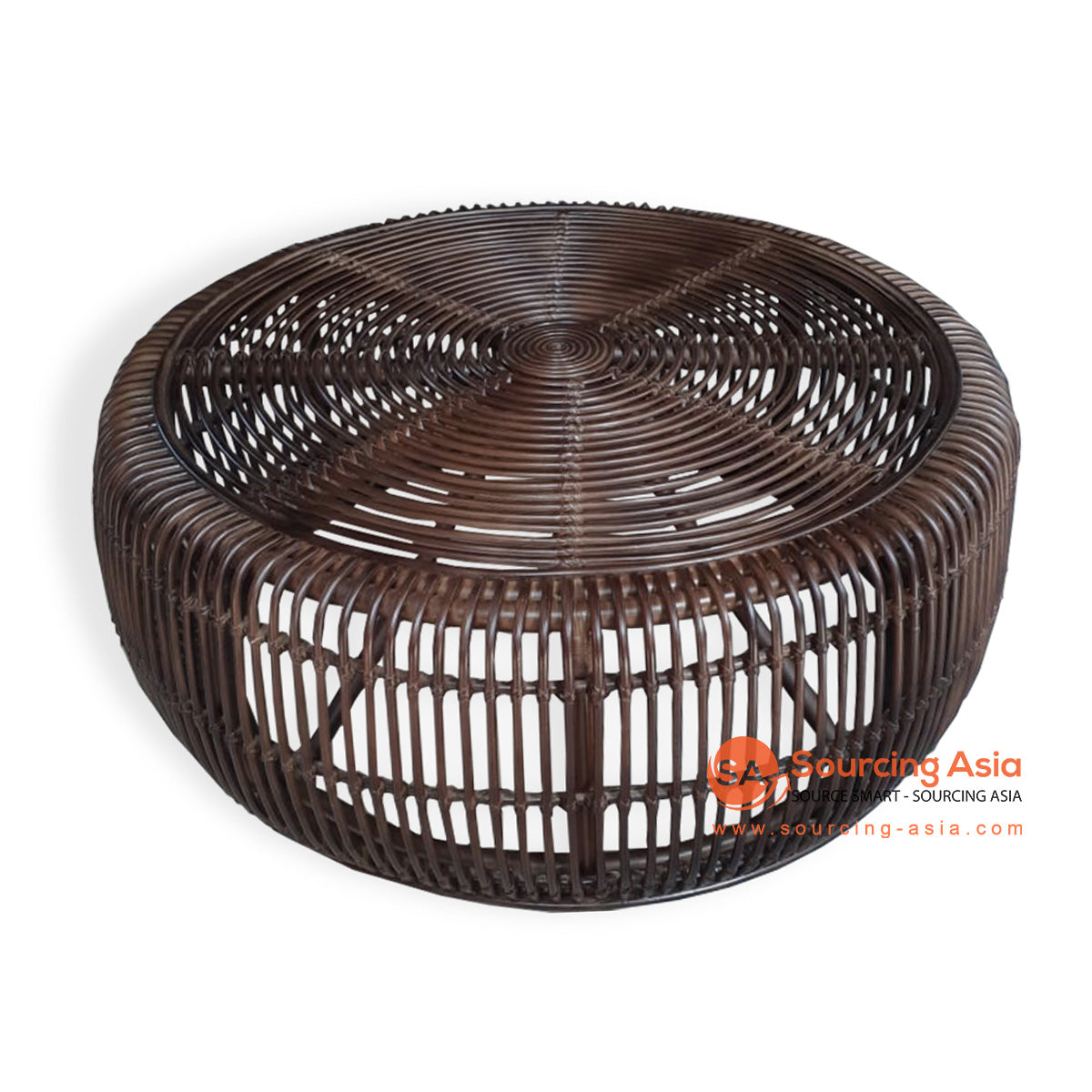 BNT198 RATTAN COFFEE TABLE