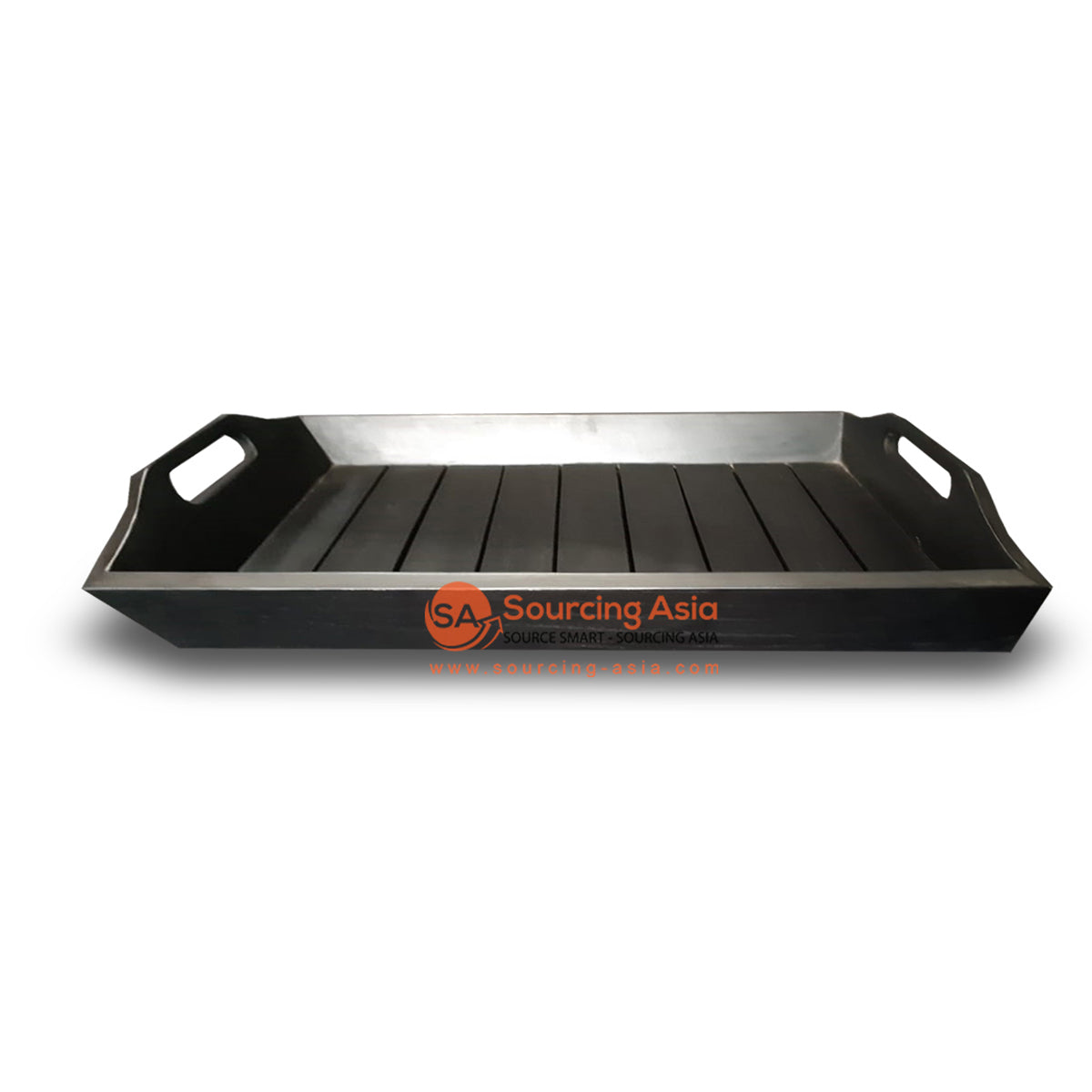 BNT216BK BLACK SUNGKAI WOOD TRAY