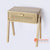 BNT265 RATTAN BEDSIDE TABLE