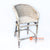 BNTC001-24 FULL BACK WOVEN BAR STOOL