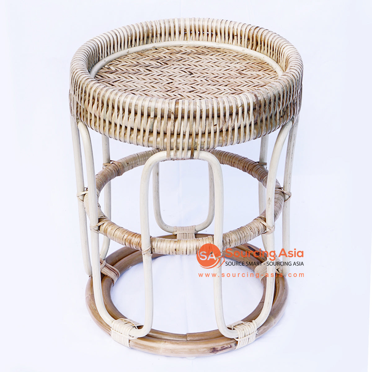 BNTC004-2 RATTAN TRAY/ SIDE TABLE