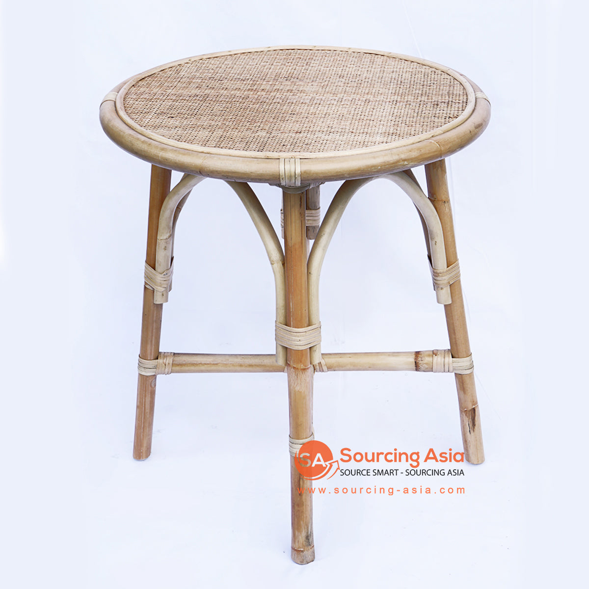 BNTC005-3 RATTAN SIDE TABLE