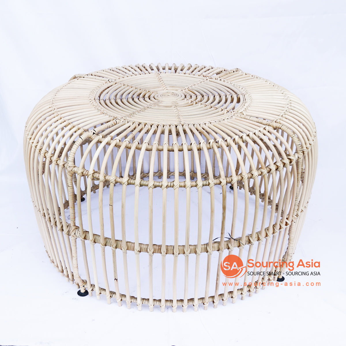 BNTC005-4 RATTAN SIDE TABLE