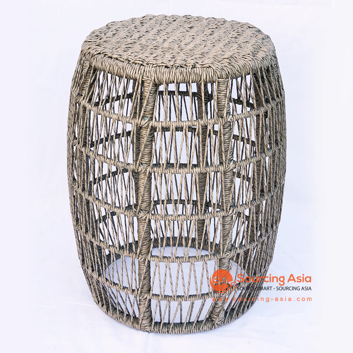 BNTC006-1 SYNTHETIC RATTAN SIDE TABLE