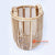 BNTC007-3 RATTAN GAPED BASKET