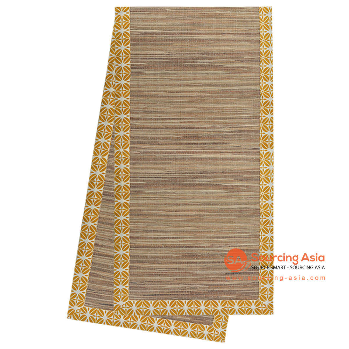 BZN032-3 SANDALWOOD TABLE RUNNER
